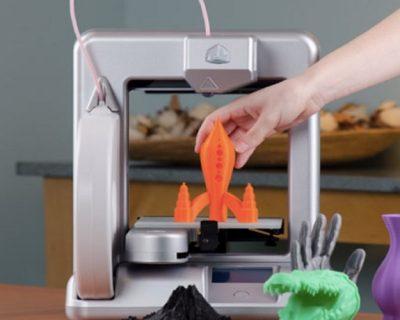 Introdução a Tecnologia de Impresão 3D
